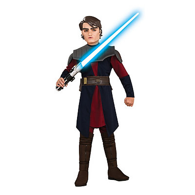 Anakin Skywalker Deluxe EVA Child Costume