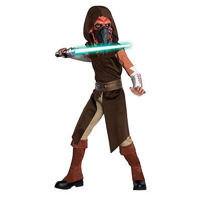 Star Wars Clone Wars Deluxe Plo Koon Child Costume