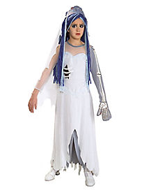 Tim Burton's Corpse Bride Child Costume