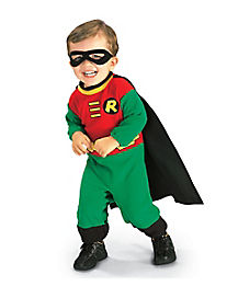 DC Comics Teen Titans Robin Infant Costume