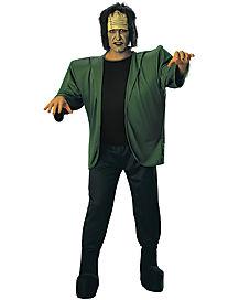 Adult Frankenstein Costume Deluxe - Frankenstein