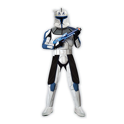 Star Wars Clone Trooper Rex Deluxe Adult Costume