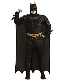 Batman The Dark Knight Deluxe Adult Plus Size Costume