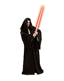 Adult Sith Robe Costume Deluxe- Star Wars