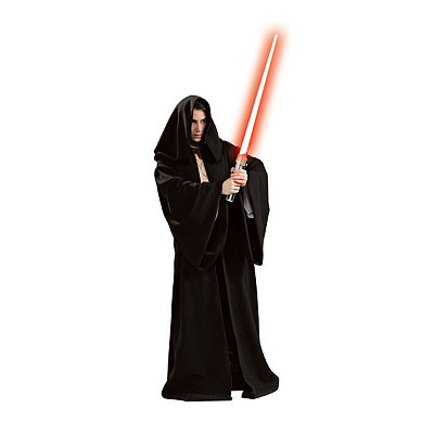 Deluxe Star Wars Sith Robe Adult Costume