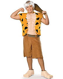 Adult Bamm Bamm Rubble Costume - Flintstones