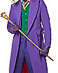 Adult Joker Costume Theatrical- Batman The Dark Knight