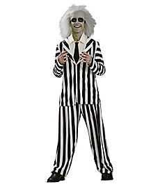 Teen Beetlejuice Costume - Beetlejuice