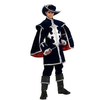 Prestige Musketeer Mens Costume