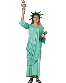 Statue of Liberty Adult Womens Costume