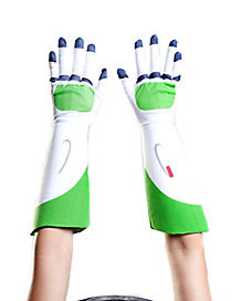 Kids Buzz Lightyear Gloves - Toy Story