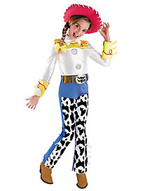 Kids Jessie Costume Deluxe - Toy Story