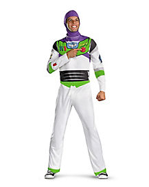 Adult Buzz Lightyear Plus Size Costume - Toy Story