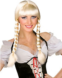 Inga Blonde Adult Wig