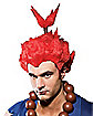 Street Fighter Akuma Adult Wig