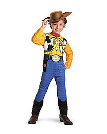 Woody Classic Child Costume