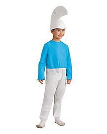 Kids Smurf Costume - The Smurfs