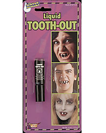 Liquid Tooth Out Makeup