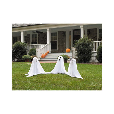 3 piece Ghostly Group Lawn Decor