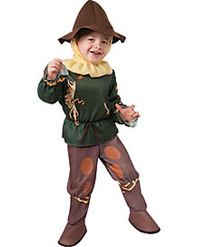 Wizard of Oz Scarecrow Boy Toddler Costume