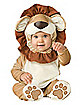 Loveable Lion Baby Costume