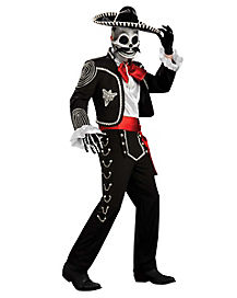 Adult El Senor Costume - Theatrical