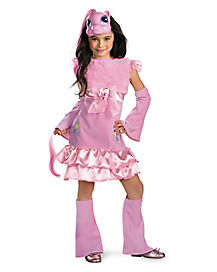 Kids Pinkie Pie Costume Deluxe - My Little Pony