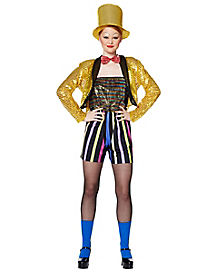 Adult Columbia Costume - Rocky Horror Picture Show