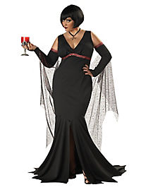 Immortal Seductress Adult Womens Plus Size Costume