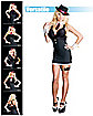 Gangster Wrap Adult Womens Costume