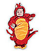 Baby Bunting Lobster Costume