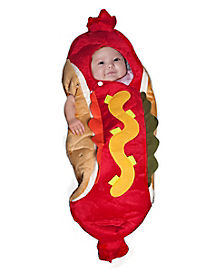 Lil' Hot Dog Bunting Costume