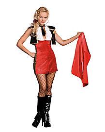 Bullfighter Tori Adore Womens Costume