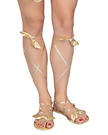 Womens Egyptian Gold Sandals