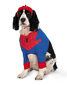Spiderman Dog Costume - Marvel