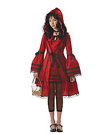 Tween Red Riding Hood Costume - Strangelings