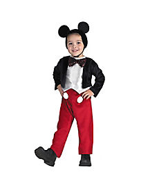 Disney's Mickey Mouse Toddler Child Costume