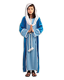 Kids Mary Costume- Deluxe