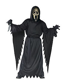Kids Zombie Ghost Face Costume - Scream 4