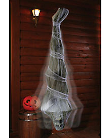 6 ft Cocoon Corspe Animatronics - Decorations