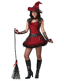 Teen Mischievious Witch Costume