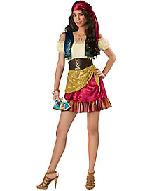 Teen Gypsy Fortune Teller Costume