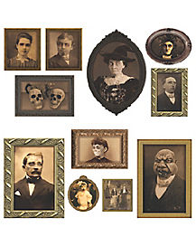 Gothic Portaits - Decorations