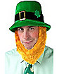 Leprechaun Hat and Beard Set