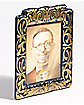 Man/Skeleton Lenticular Frame Decoration