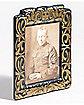 Military Man/Skeleton Lenticular Frame Decoration
