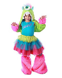 Uggsy Monster Girls Costume