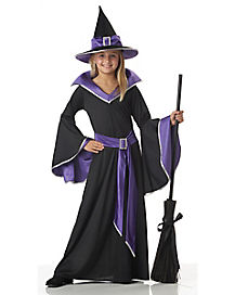 Kids Incantasia Glamour Witch Costume