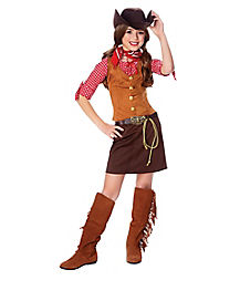 Gun Slinger Girls Costume