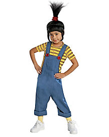 Kids Agnes One Piece Costume Deluxe - Despicable Me